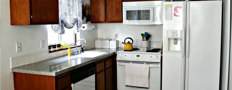 C mo organizar una cocina peque a Como organizar una cocina pequena fotos