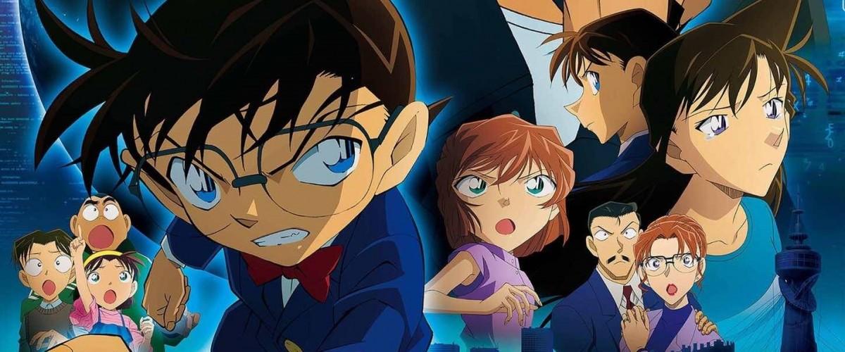 Resultado de imagen para manga de Detective Conan regresa